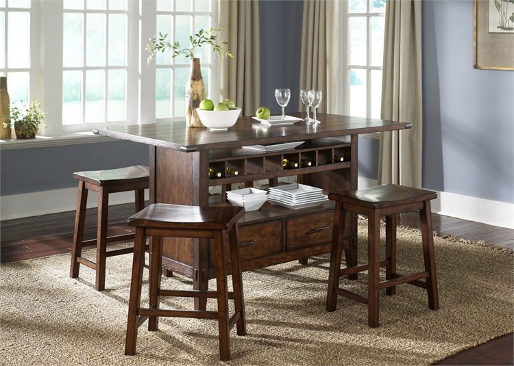 Liberty Furniture Center Island Table