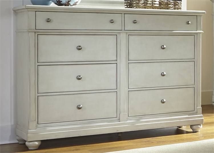 Liberty Furniture 8 Drawer Bureau