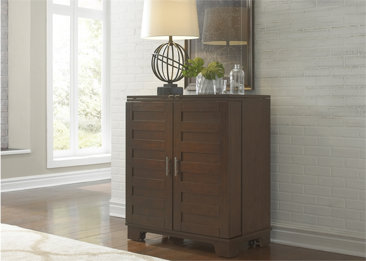 Liberty Furniture Wine Cabinet