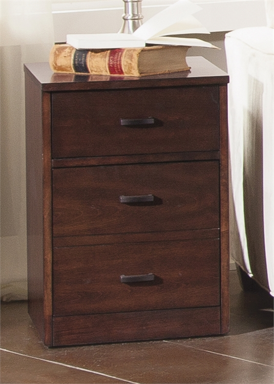 Liberty Furniture Mobile File Cabinet