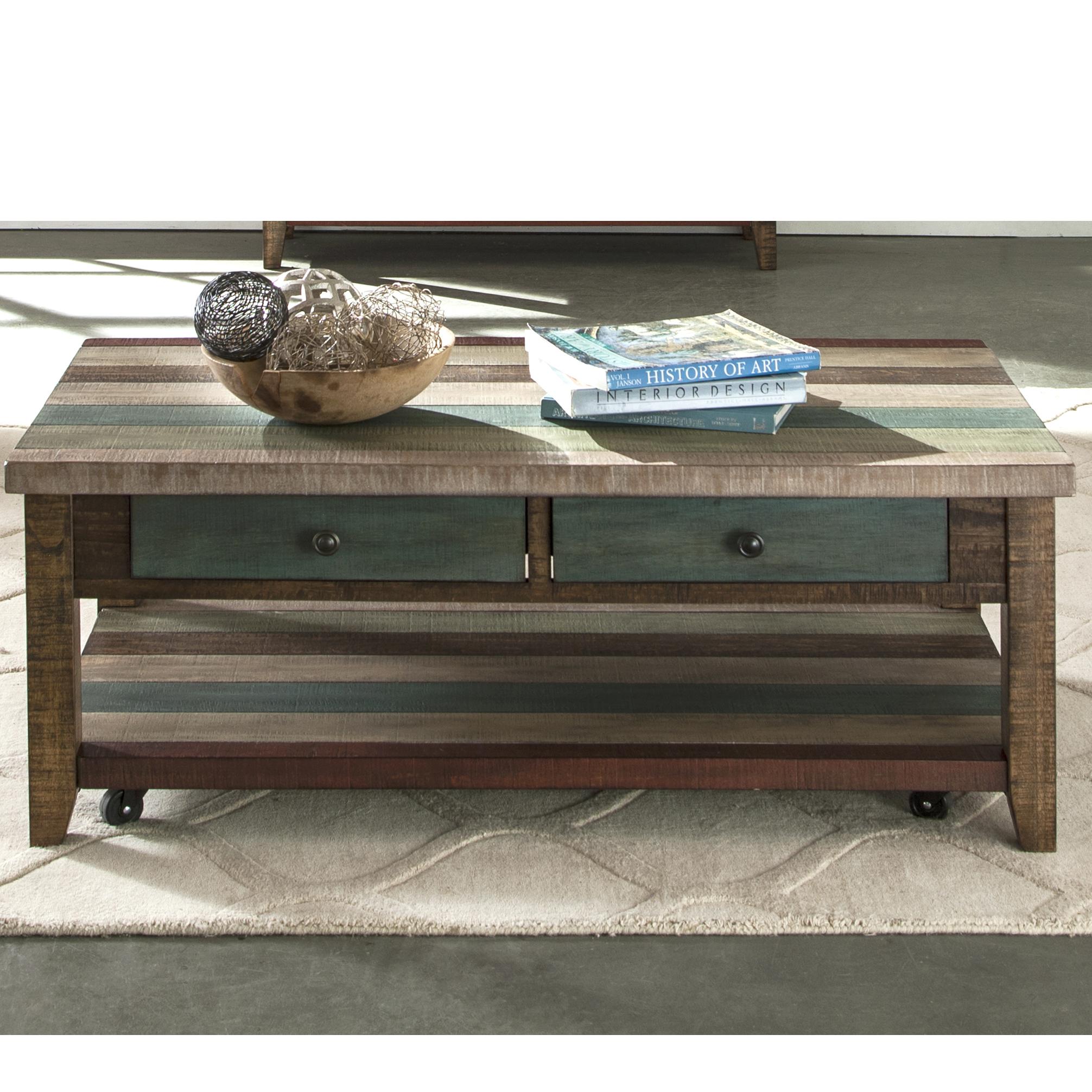 Liberty Furniture Rectangular Cocktail Table