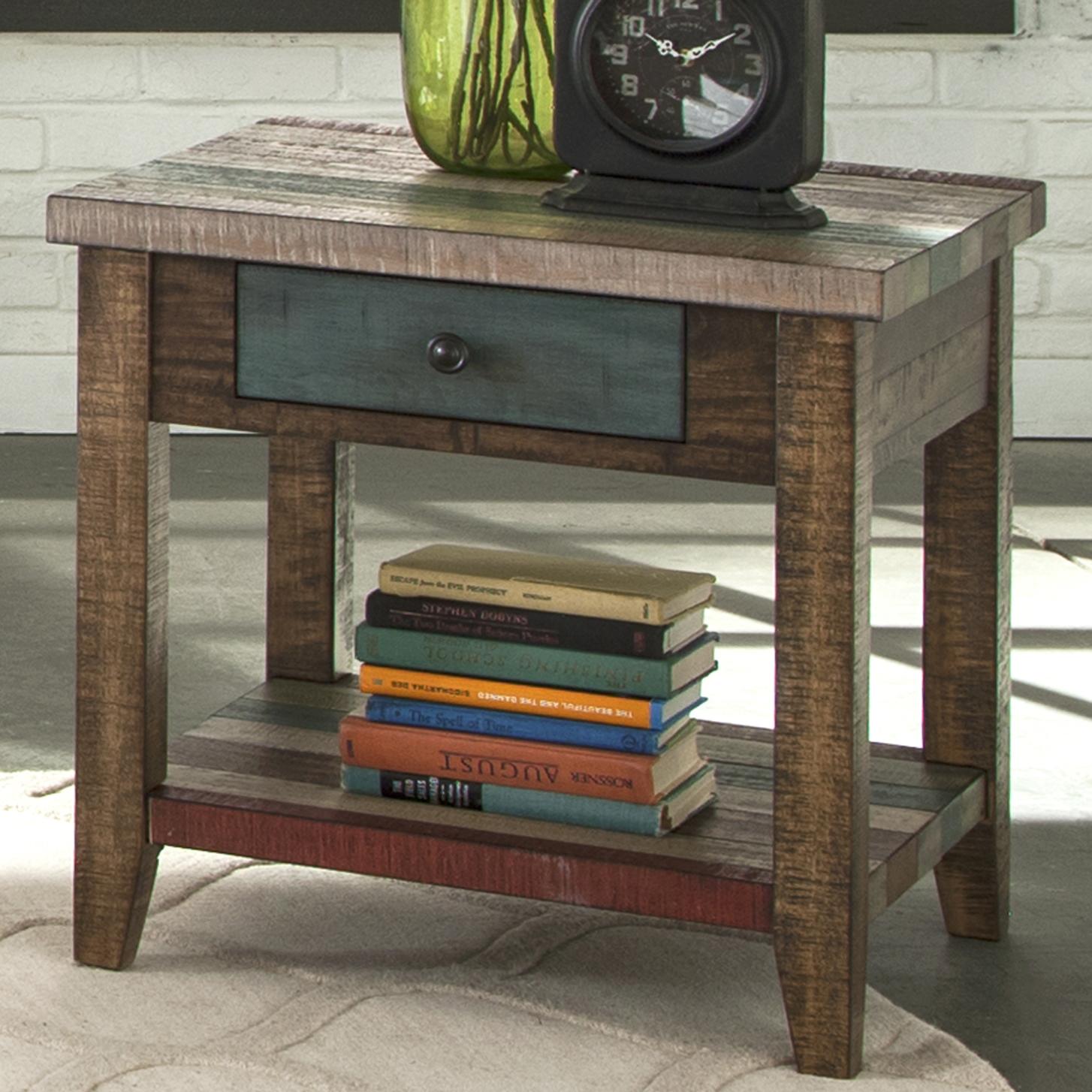 Model: 174-OT1020 | Liberty Furniture End Table
