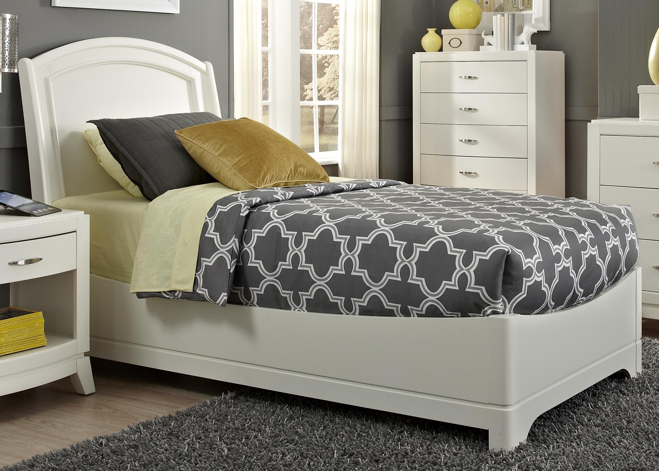 Liberty Furniture Full Platform Footboard & Slats