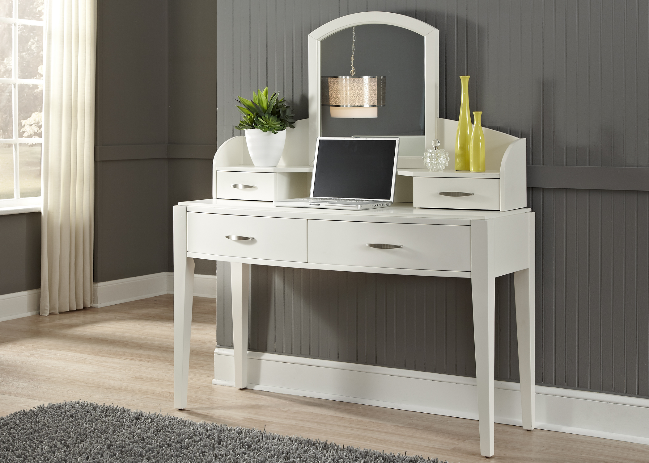 Model: 205-BR70B | Liberty Furniture Desk/Vanity