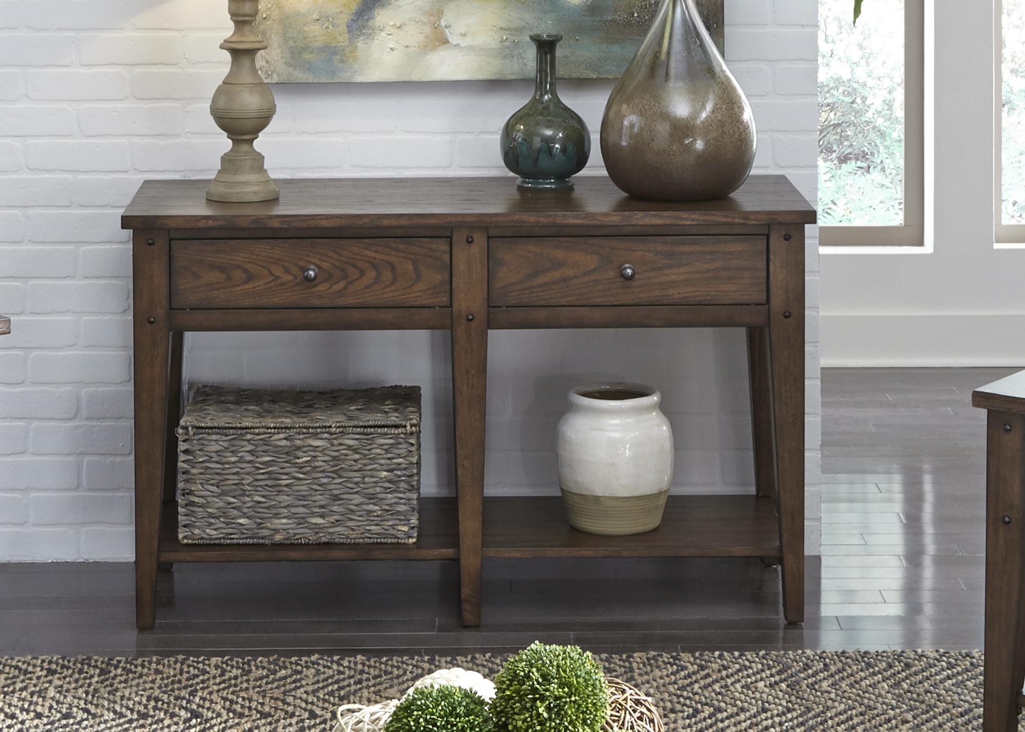 Liberty Furniture Sofa Table
