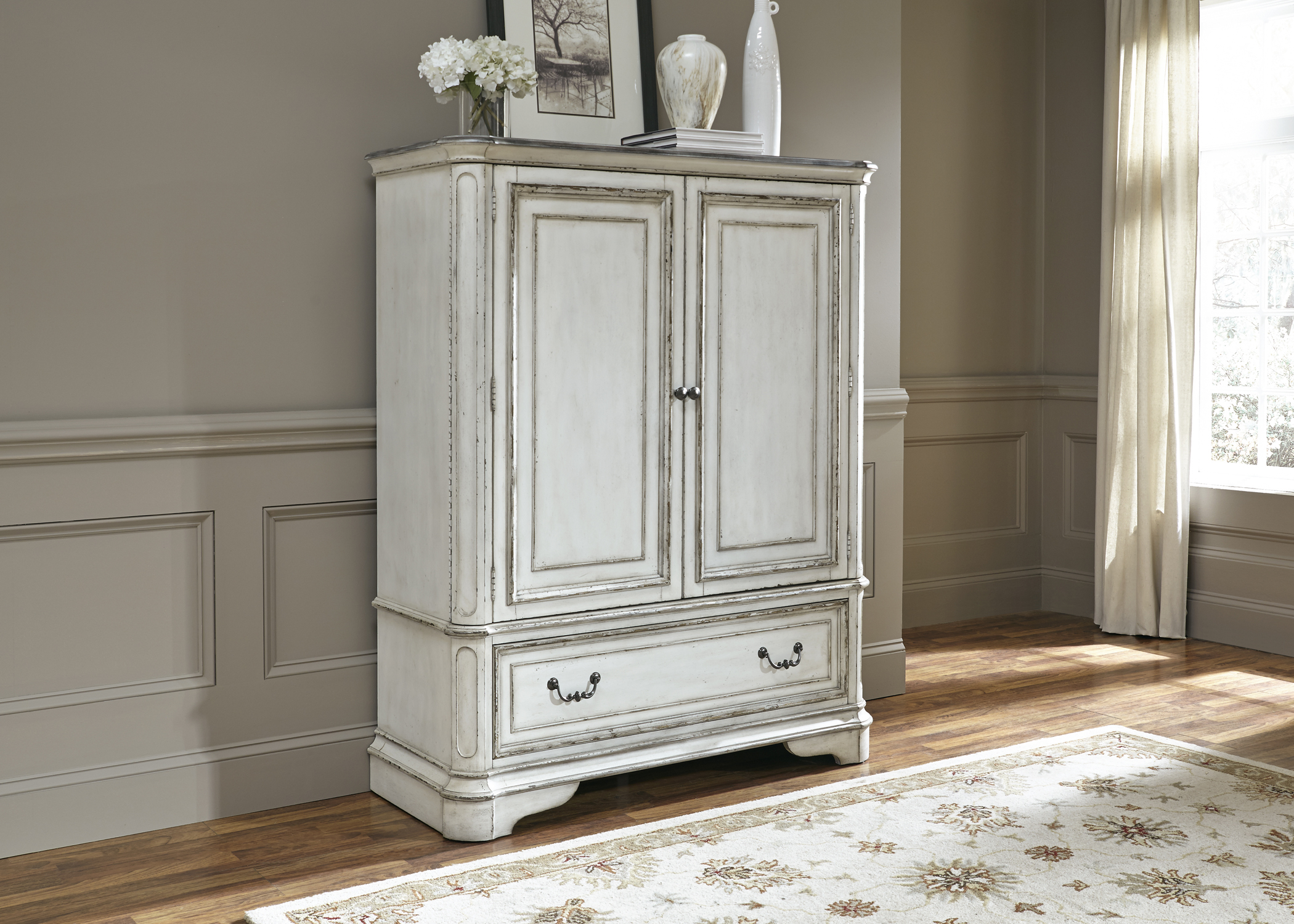 Liberty Furniture Door Chest