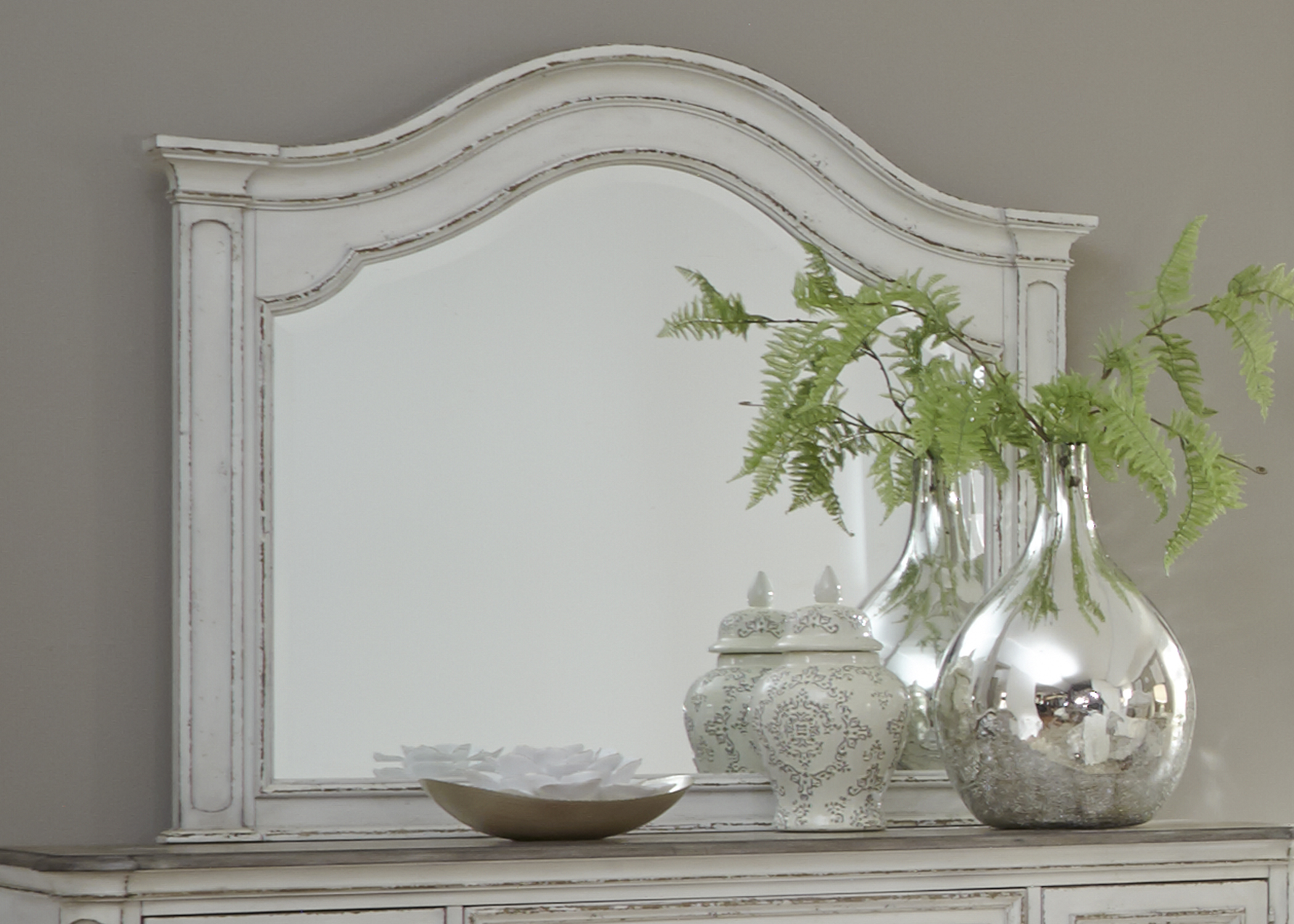 Liberty Furniture Arched Mirror