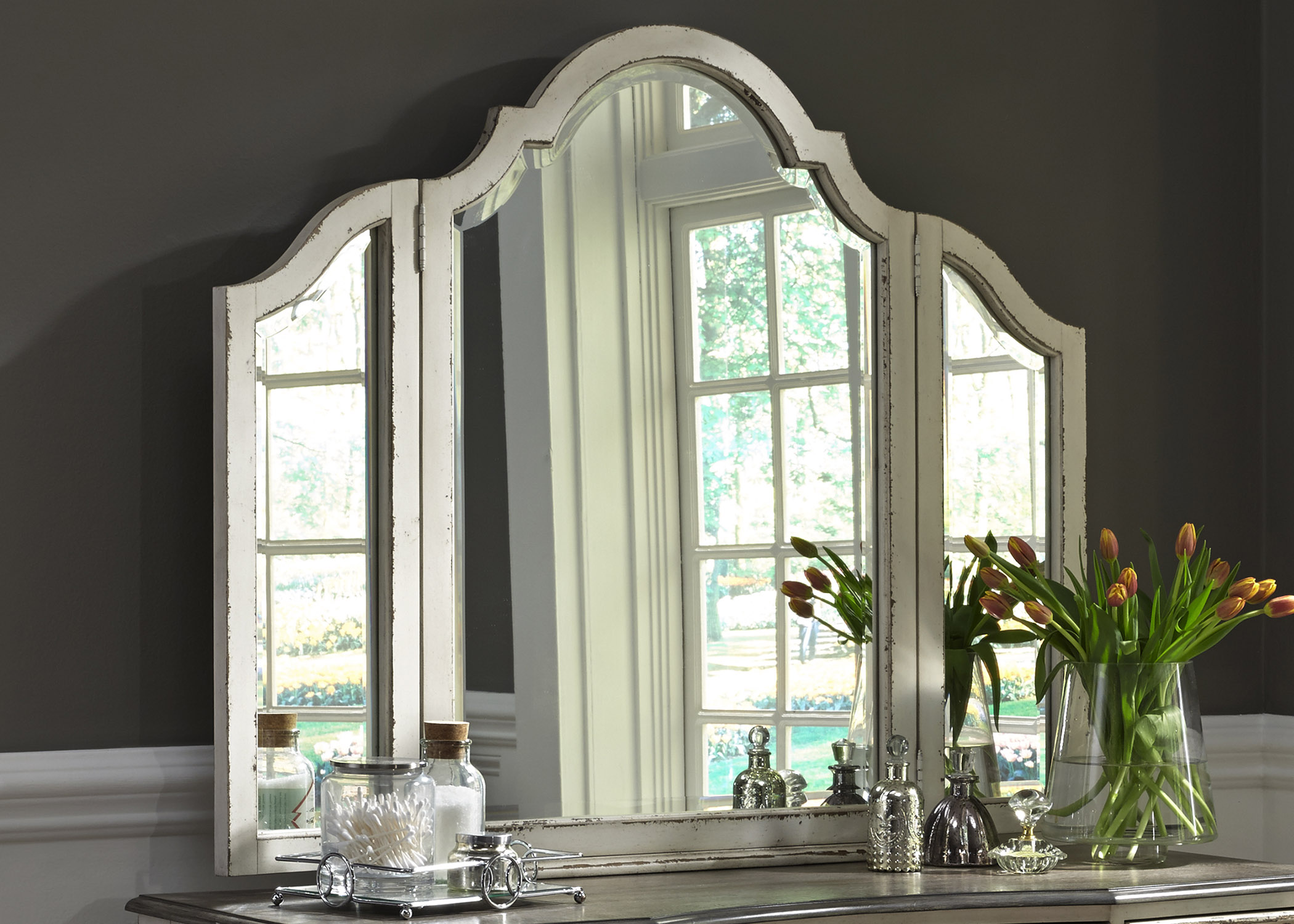 Liberty Furniture Vanity Mirror