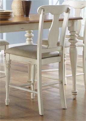 Liberty Furniture Uph Splat Back Counter Chair (RTA)