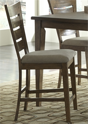 Liberty Furniture Ladder Back Counter Chair (RTA)