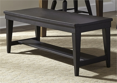 Liberty Furniture Bench - Black (RTA)