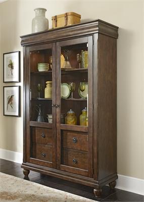 Liberty Furniture Display Cabinet