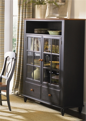 Liberty Furniture Curio Cabinet