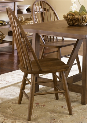 Liberty Furniture Windsor Back Side Chair