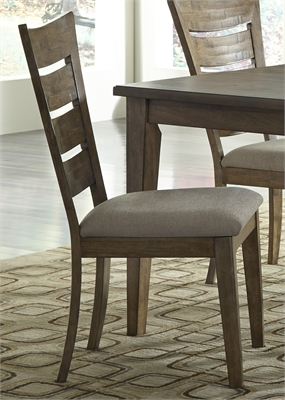Liberty Furniture Ladder Back Side Chair (RTA)