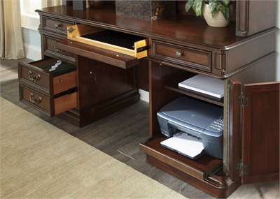 Liberty Furniture Jr Executive Credenza Base