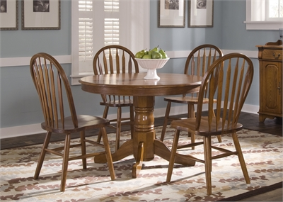 Liberty Furniture Round Pedestal Table Top