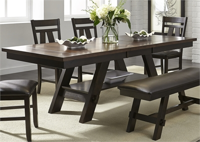 Liberty Furniture Pedestal Table Base