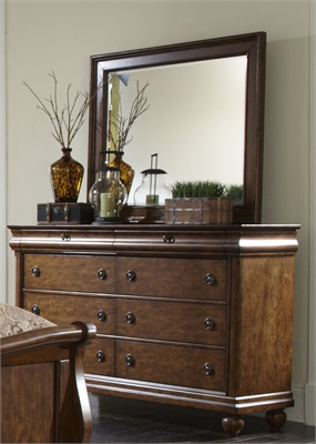 Liberty Furniture 8 Drawer Dresser