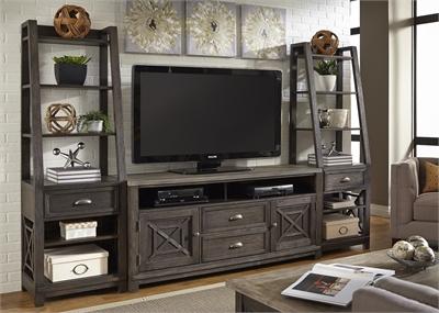 Liberty Furniture Heatherbrook Entertainment