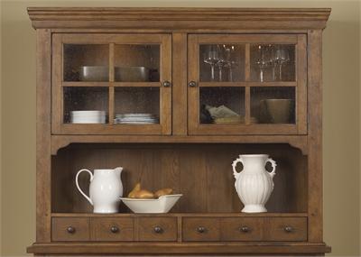 Model: 382-CH6183 | Liberty Furniture Hutch