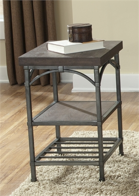Liberty Furniture Chair Side Table