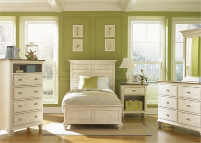 Liberty Furniture Ocean Isle Youth Bedroom