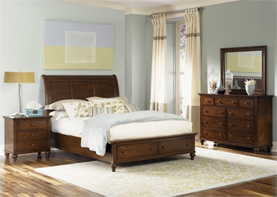 Liberty Furniture Hamilton Bedroom