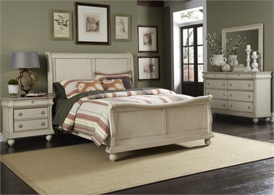 Liberty Furniture Rustic Traditions II Bedroom