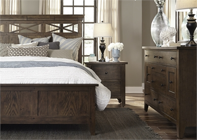 Liberty Furniture Hearthstone Bedroom