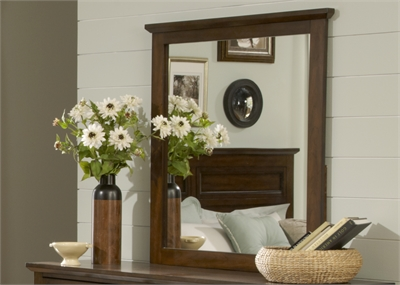 Liberty Furniture Landscape Mirror