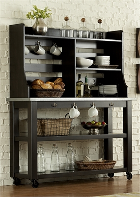 Liberty Furniture Server Hutch