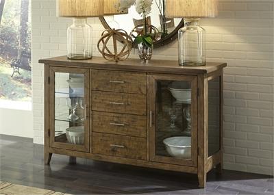 Liberty Furniture Server Hutch