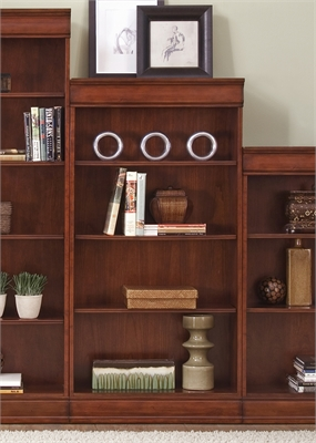 Liberty Furniture Jr Executive 60 Inch Bookcase (RTA)