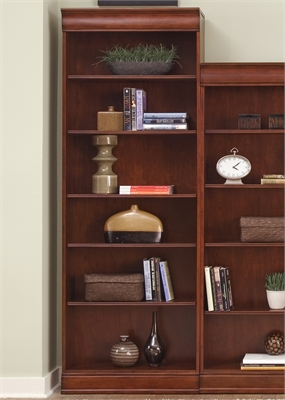 Liberty Furniture Jr Executive 84 Inch Bookcase (RTA)