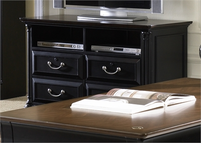 Liberty Furniture Jr Executive Media Lateral File