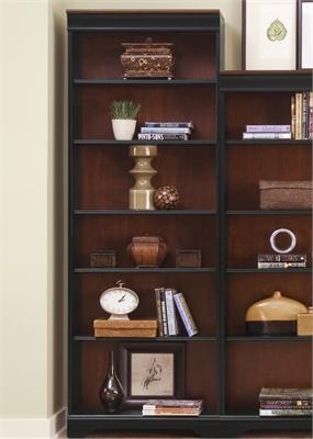 Liberty Furniture Jr Executive 84 Inch Bookcase (RTA)