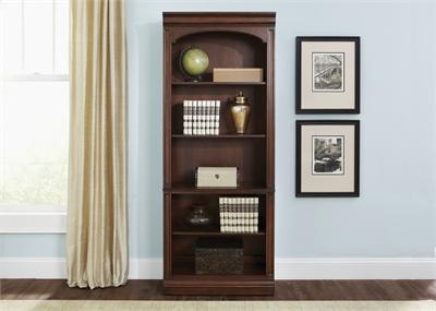 Liberty Furniture Jr Executive Open Bookcase