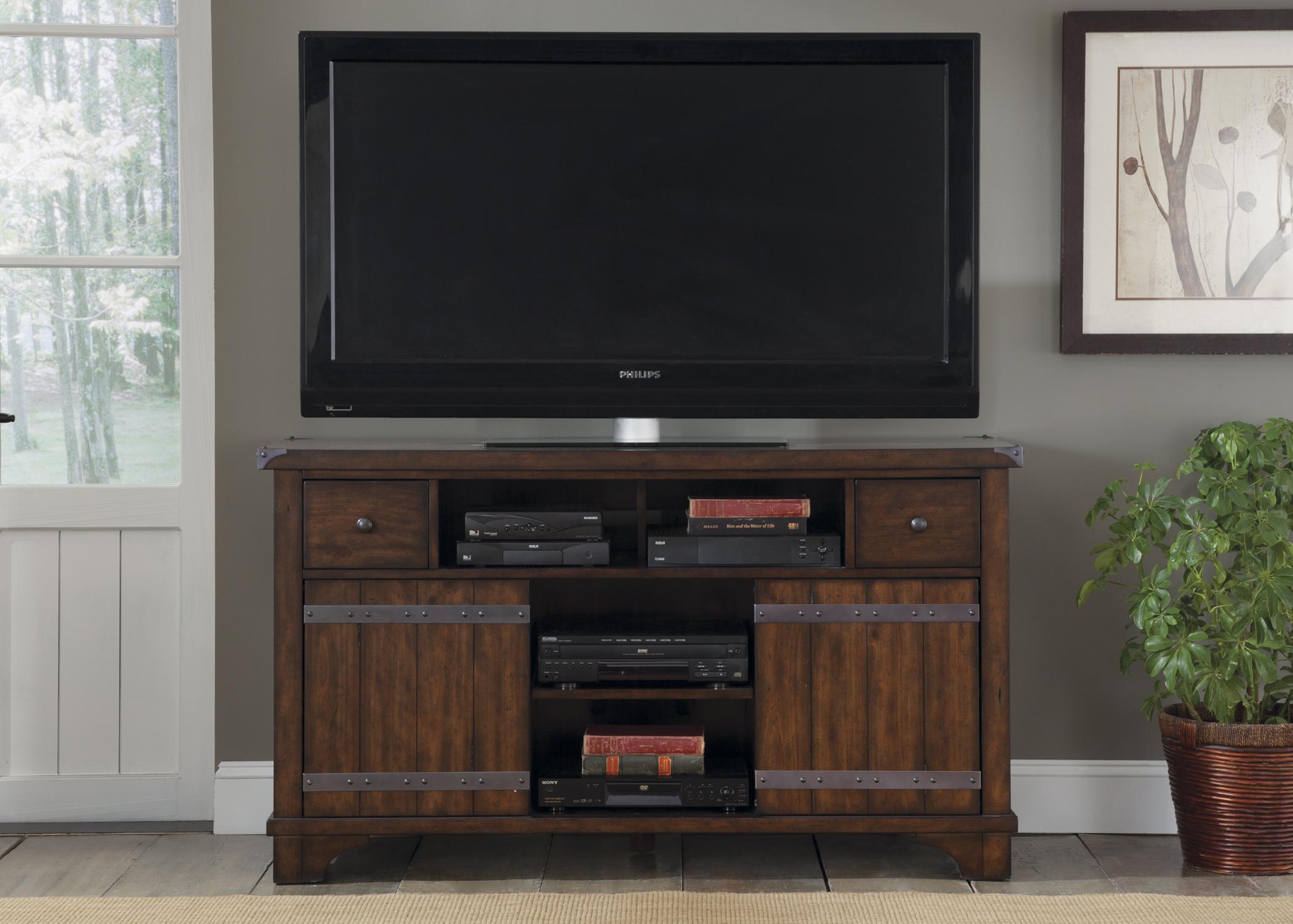 Liberty Furniture TV Console