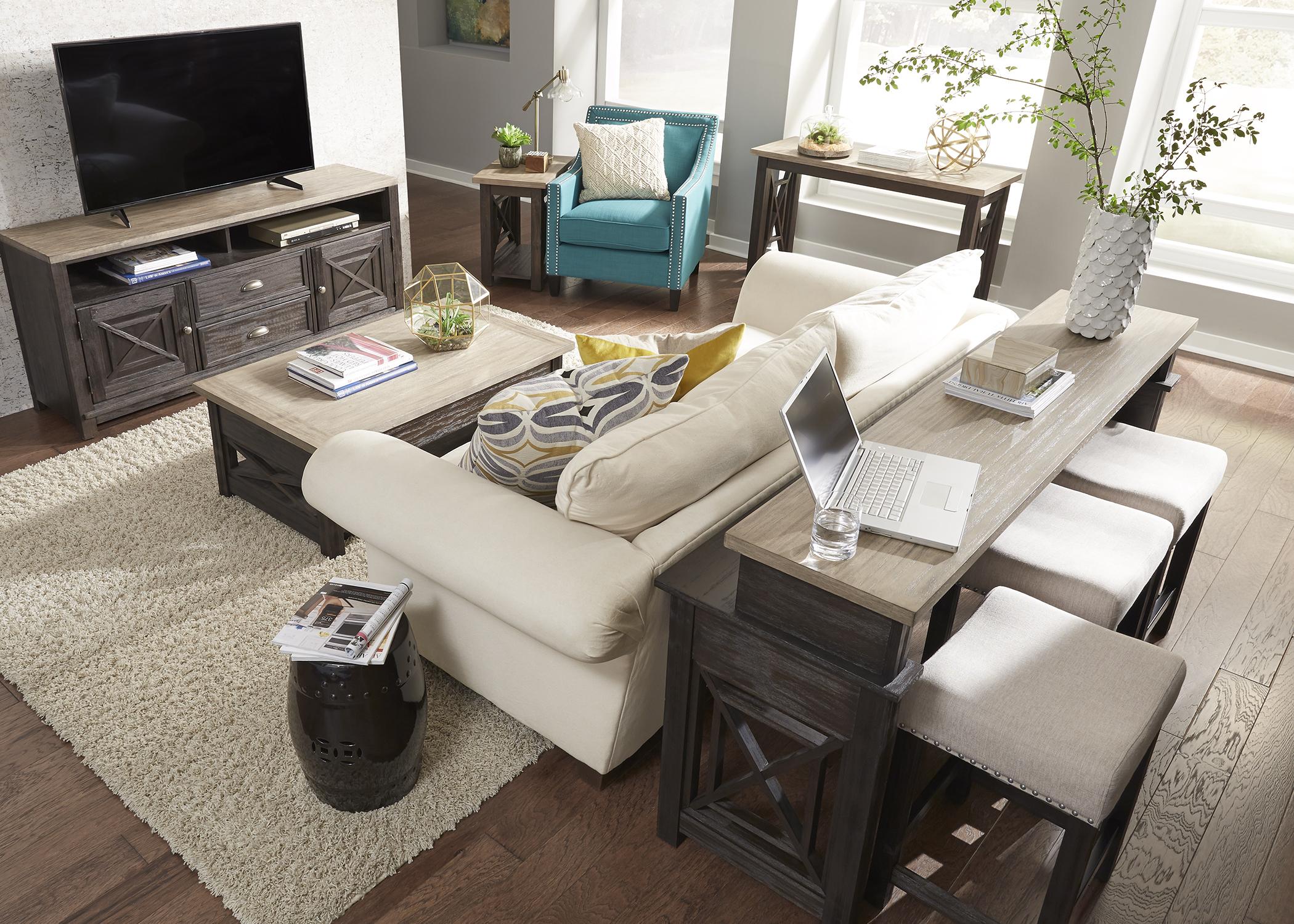Model: 422-OT1010 | Liberty Furniture Cocktail Table
