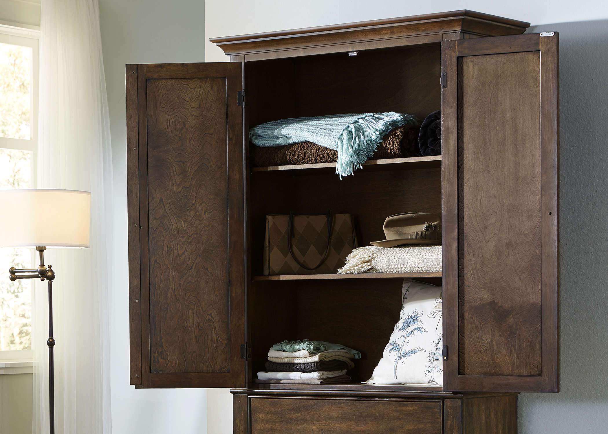 Liberty Furniture Armoire Top