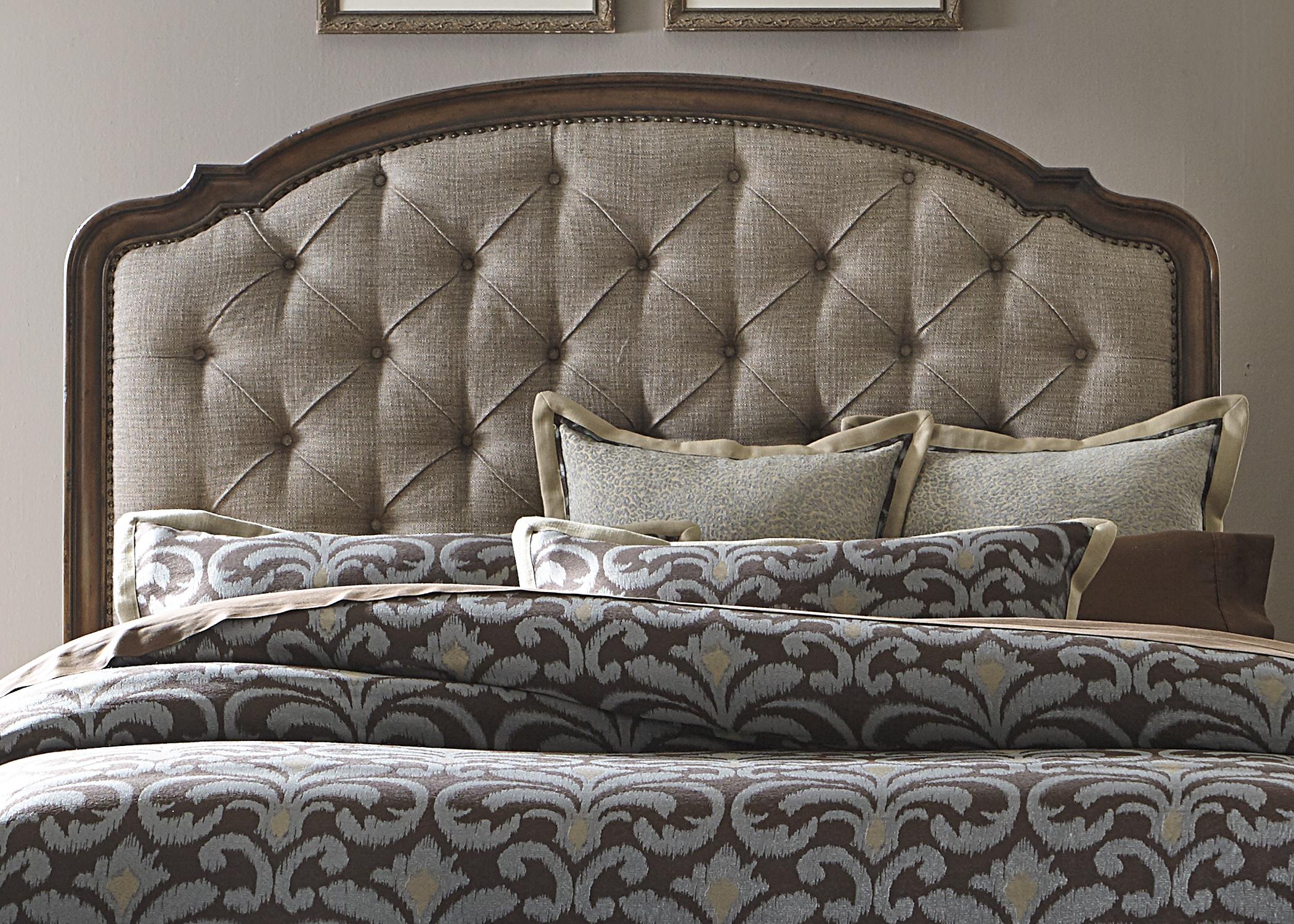 Liberty Furniture King Uph Headboard