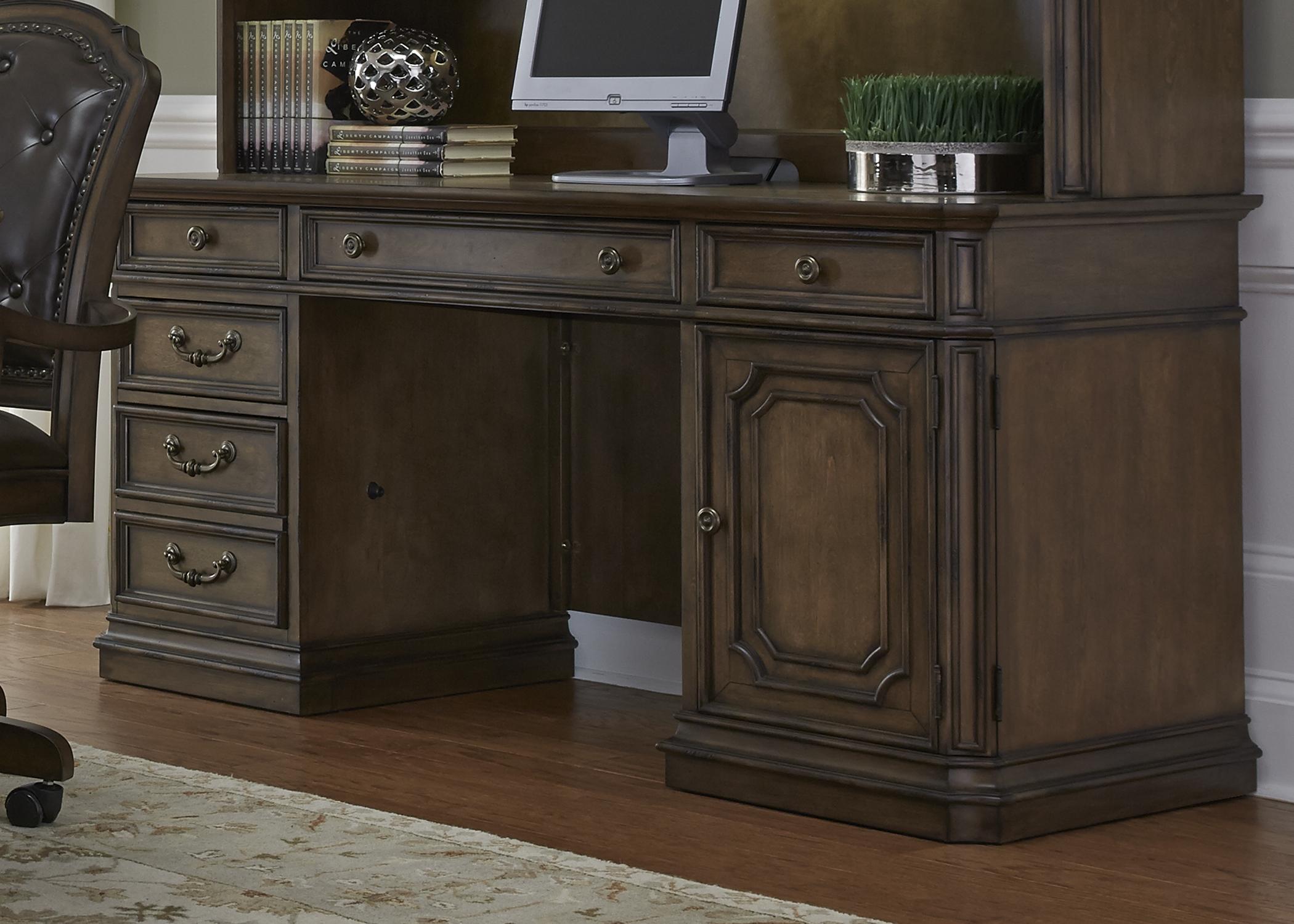 Liberty Furniture Jr. Executive Credenza Top