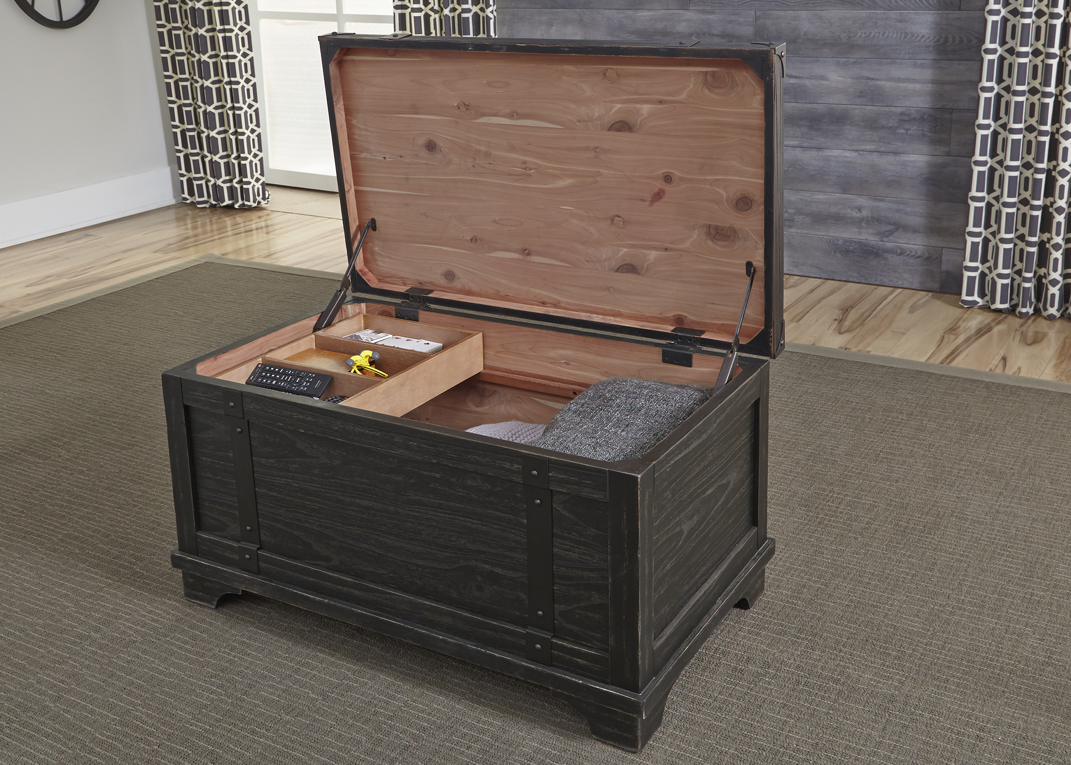 Liberty Furniture Storage Trunk