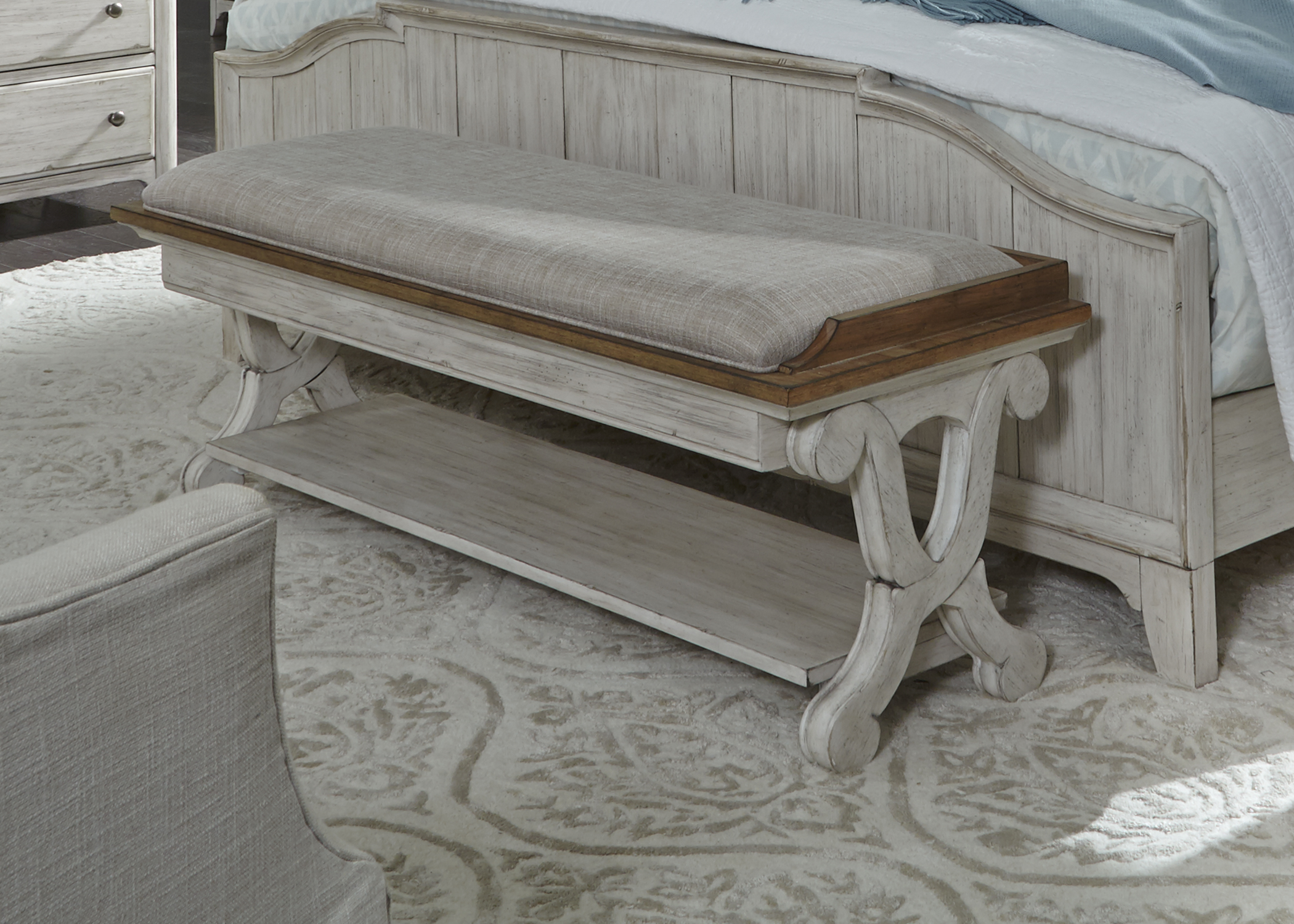Liberty Furniture Bed Bench