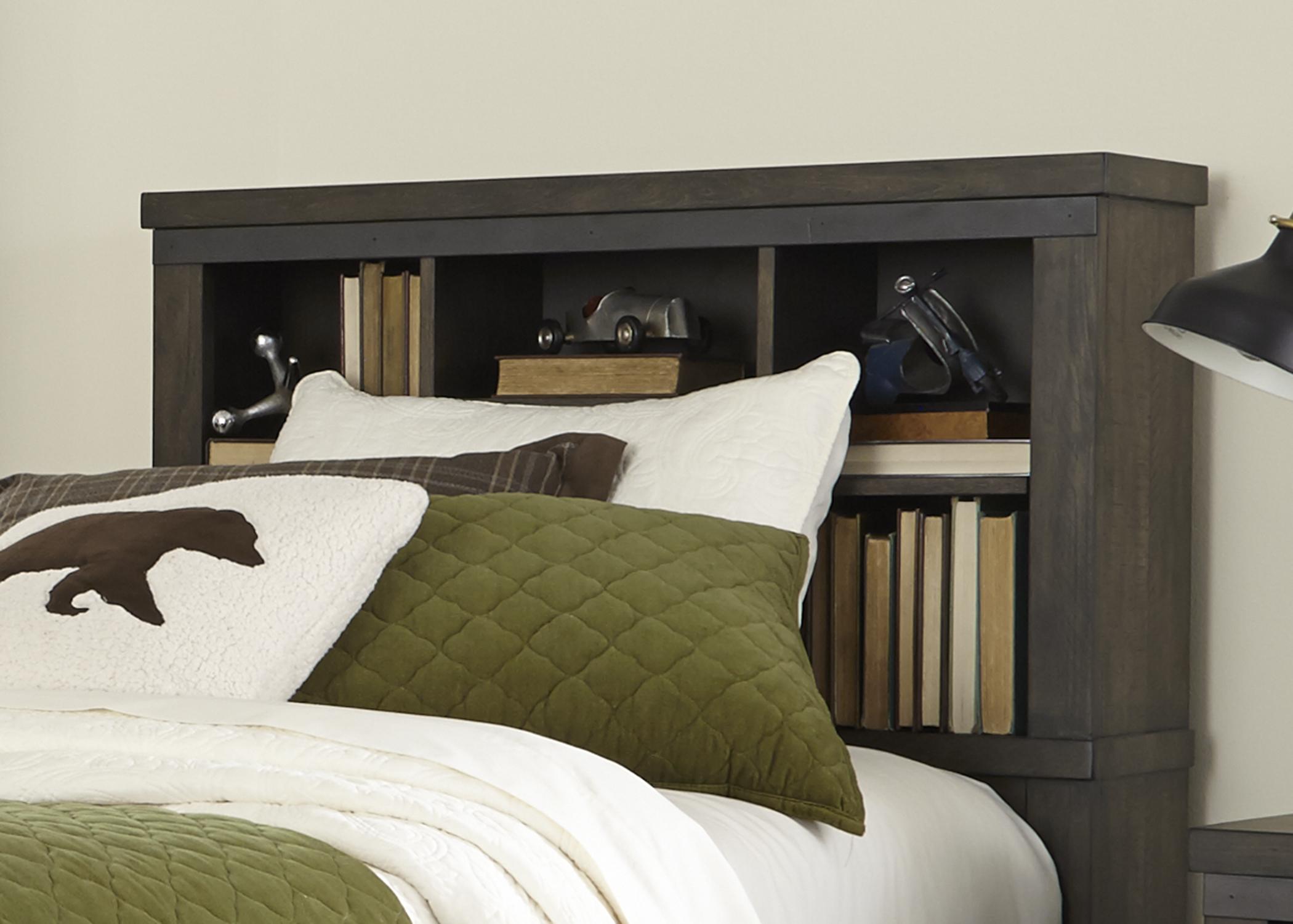 Liberty Furniture 759 Br17b Full Bookcase Headboard