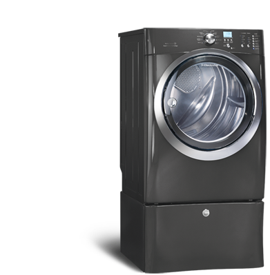 Front Load Electric Dryer with IQ-Touch™ Controls featuring Perfect Steam™ - 8.0 Cu. Ft.