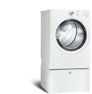 Front Load Electric Dryer with IQ-Touch™ Controls - 8.0 Cu. Ft.