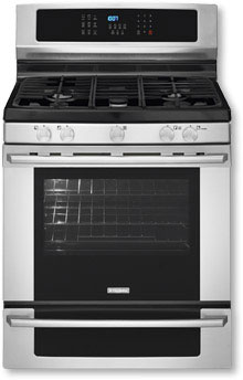 """Electrolux 30"""" Gas Freestanding Range with IQ-Touch Controls"""