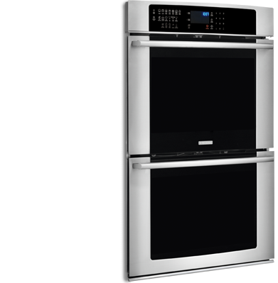 "27"" Electric Double Wall Oven with IQ-Touch™ Controls"
